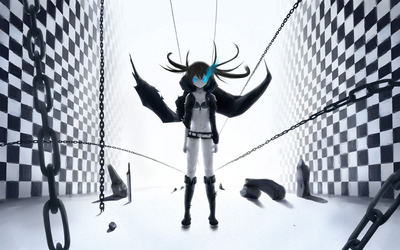 Black Rock Shooter [14] wallpaper