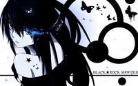 Black Rock Shooter [2] wallpaper 1920x1200 jpg
