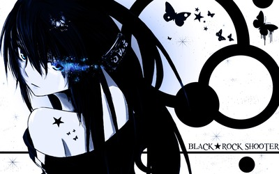Black Rock Shooter [2] wallpaper