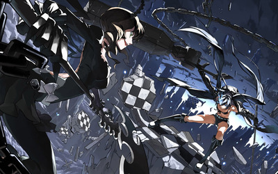 Black Rock Shooter [21] wallpaper