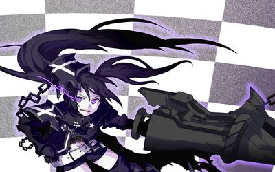 Black Rock Shooter [22] wallpaper