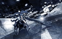 Black Rock Shooter [18] wallpaper 1920x1200 jpg