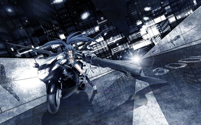 Black Rock Shooter [18] wallpaper