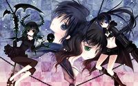 Black Rock Shooter [16] wallpaper 2560x1600 jpg
