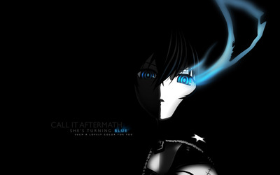 Black Rock Shooter [20] wallpaper
