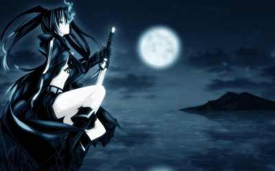 Black Rock Shooter [5] wallpaper