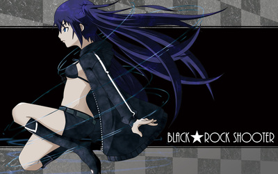 Black Rock Shooter [17] wallpaper