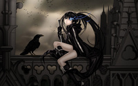 Black Rock Shooter [9] wallpaper 2560x1600 jpg