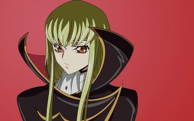C.C. - Code Geass [7] wallpaper
