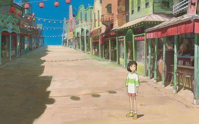 Chihiro Ogino - Spirited Away wallpaper