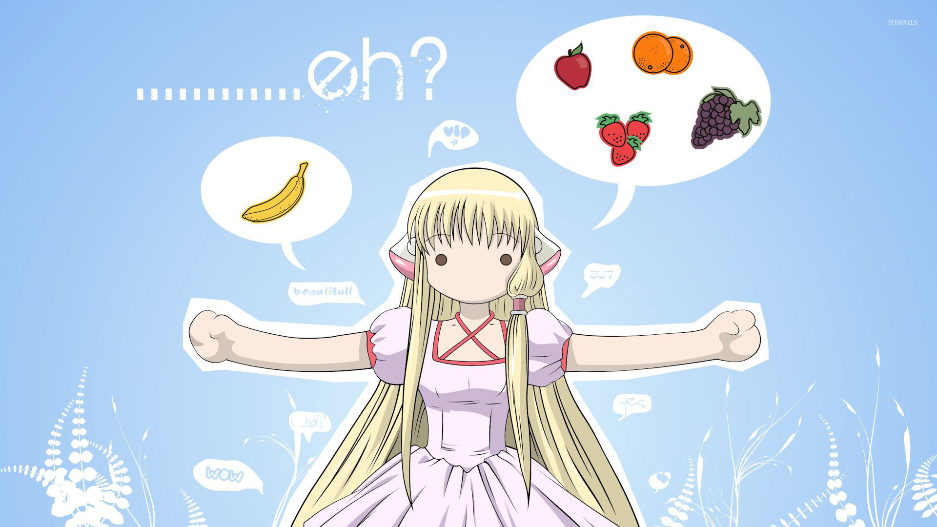 Chii From Chobits Wallpaper Anime Wallpapers 54125