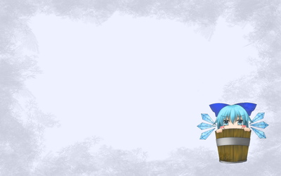 Cirno - Touhou Project [5] wallpaper