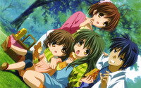 Clannad wallpaper 2560x1600 jpg