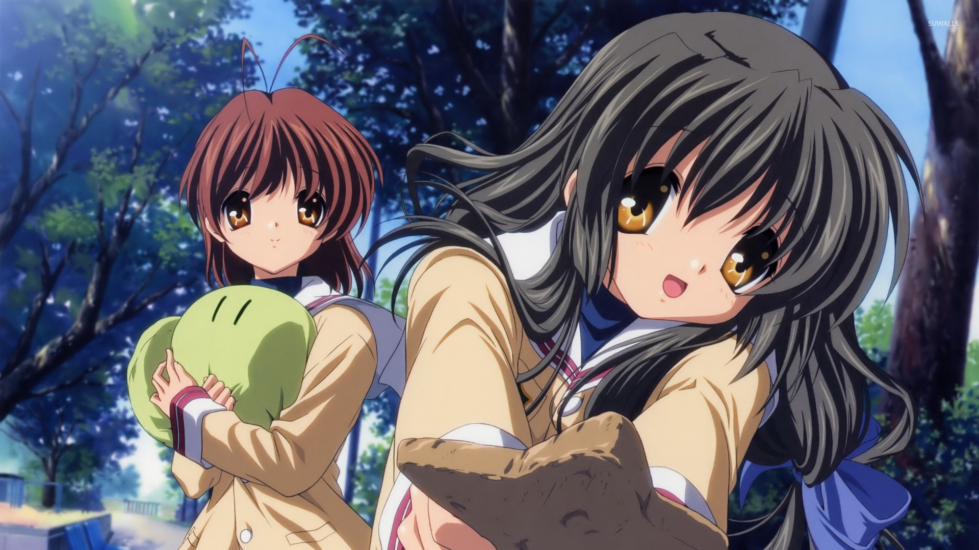 Clannad 4 Wallpaper Anime Wallpapers 33244