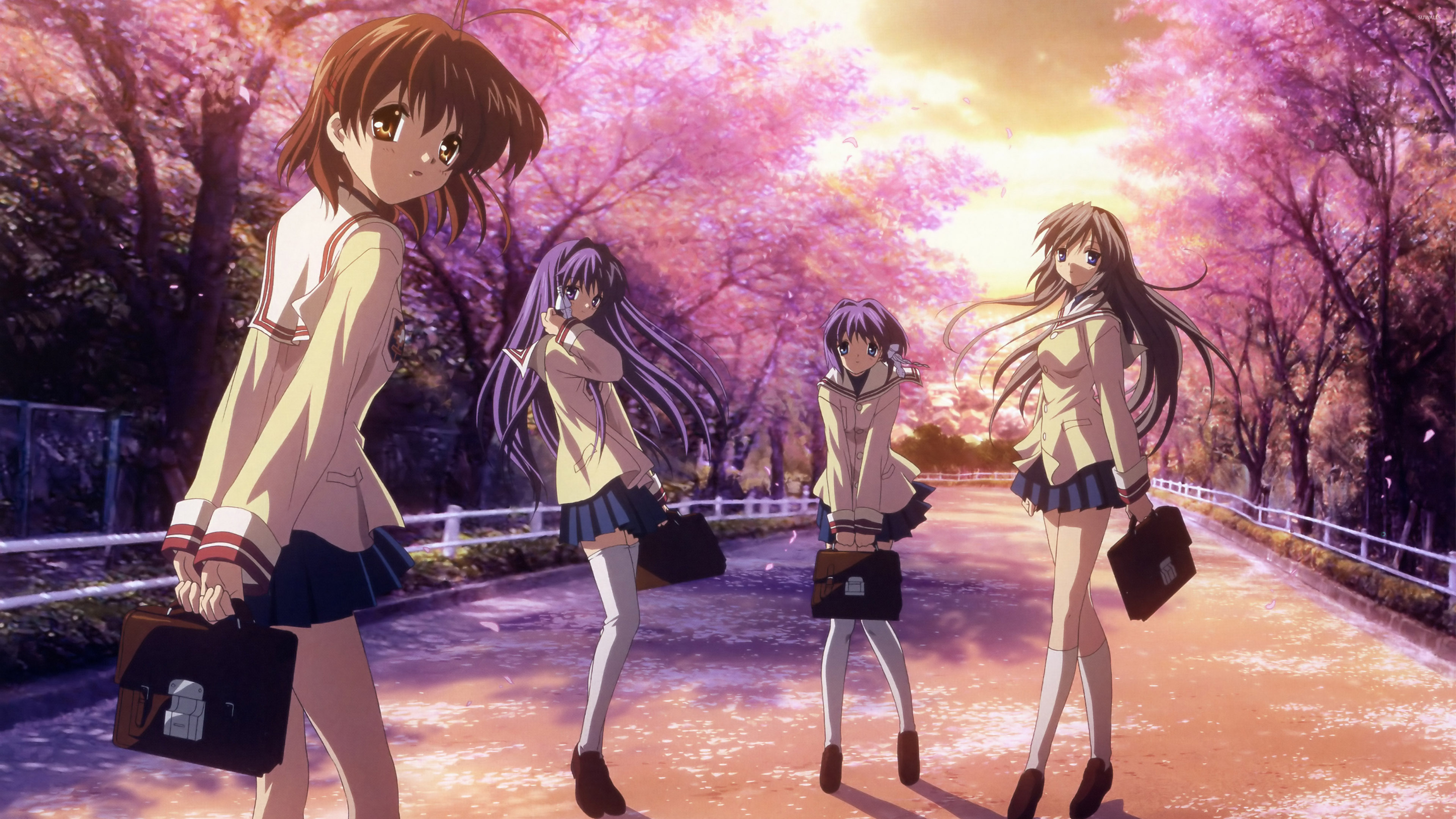 Clannad 2 Wallpaper Anime Wallpapers 33361