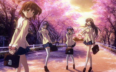 Clannad [2] wallpaper