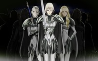 Claymore [2] wallpaper 1920x1200 jpg