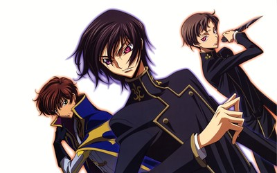 Code Geass [5] wallpaper