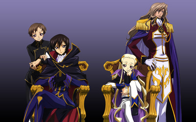 Code Geass [4] wallpaper