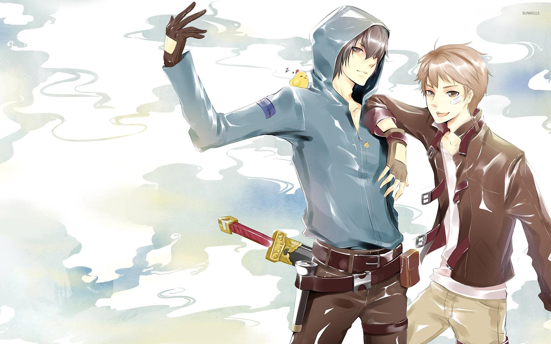 cool boys wallpaper anime wallpapers 39435