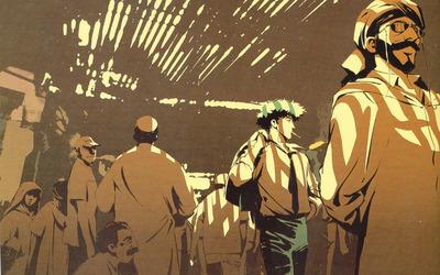 Cowboy Bebop [3] wallpaper
