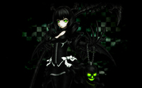 Dead Master - Black Rock Shooter [3] wallpaper 1920x1080 jpg