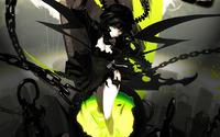 Dead Master - Black Rock Shooter wallpaper 2560x1600 jpg