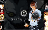 Death Note [20] wallpaper 1920x1200 jpg