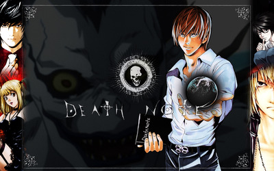 Death Note [20] wallpaper
