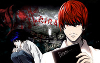 Death Note [5] wallpaper 1920x1200 jpg