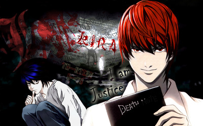 Death Note [5] wallpaper