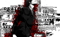 Death Note [14] wallpaper 2560x1600 jpg