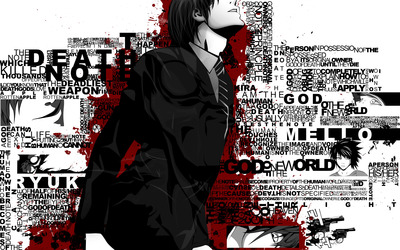 Death Note [14] wallpaper