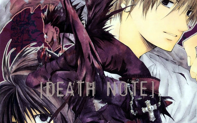 Death Note [24] wallpaper