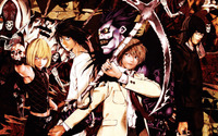 Death Note [11] wallpaper 1920x1200 jpg