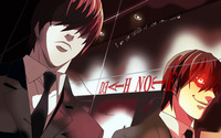 Death Note [17] wallpaper 1920x1200 jpg