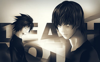 Death Note [3] wallpaper 2560x1600 jpg