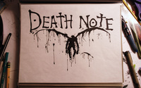 Death Note [2] wallpaper 2560x1600 jpg
