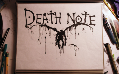 Death Note [2] wallpaper