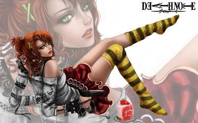Death Note [28] wallpaper