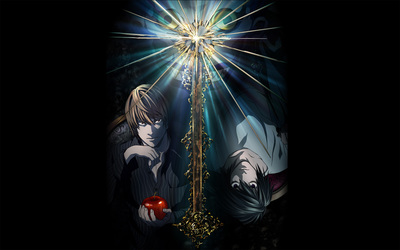 Death Note [15] wallpaper