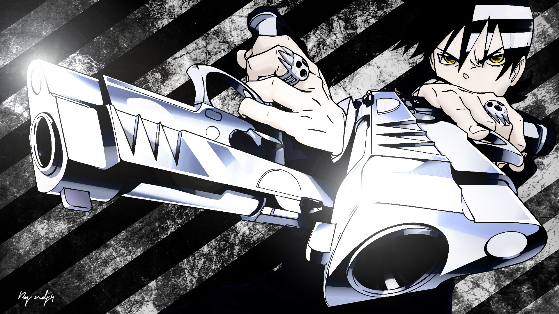 Death The Kid Soul Eater 2 Wallpaper Anime Wallpapers 11485