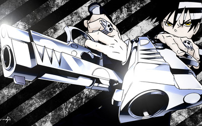 Death the Kid - Soul Eater [2] wallpaper