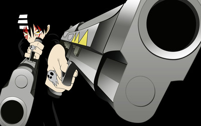 Death the Kid - Soul Eater [3] wallpaper
