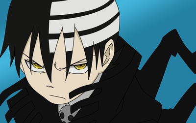 Death the Kid - Soul Eater [4] wallpaper