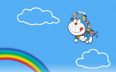 Doraemon [3] wallpaper