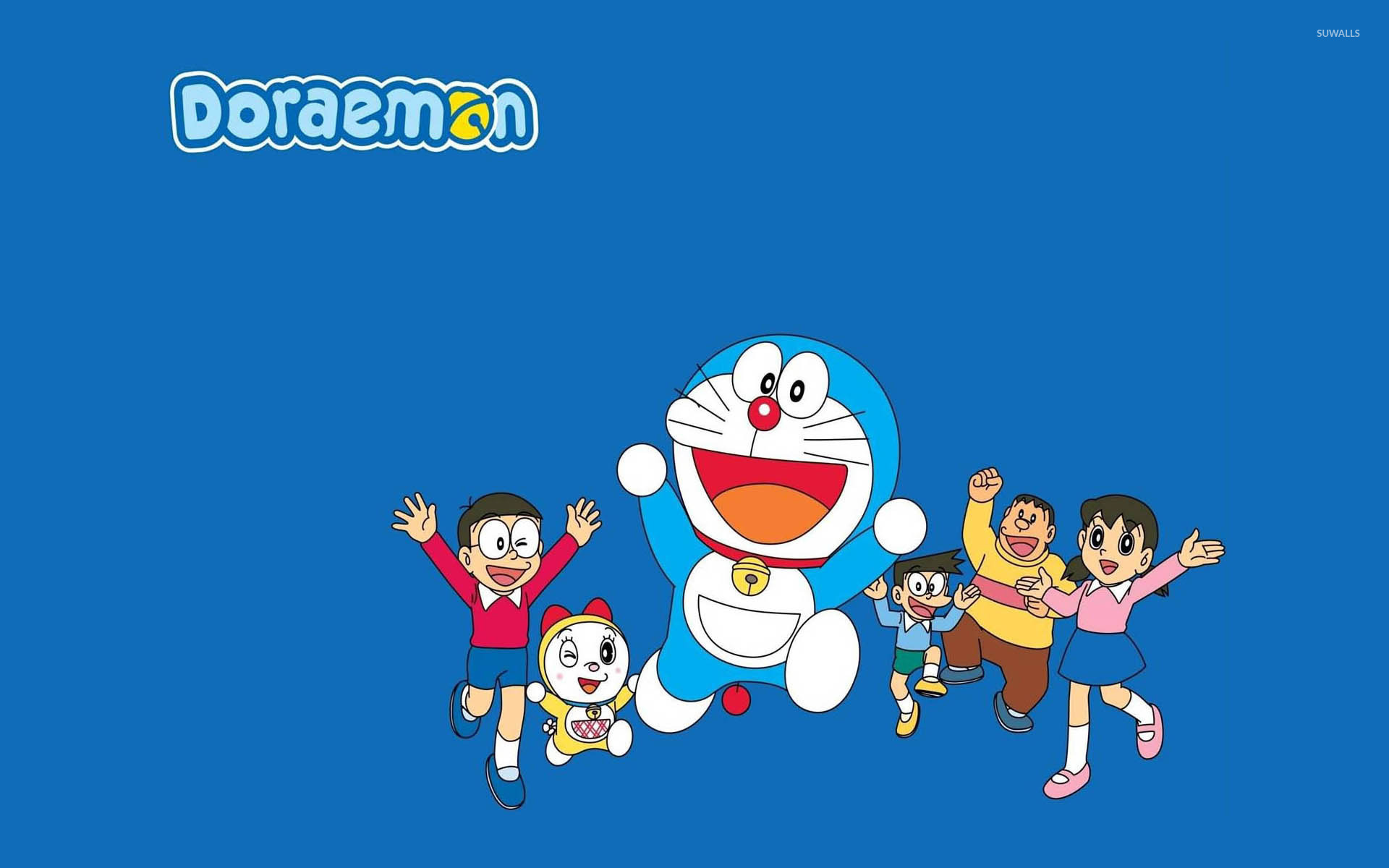Doraemon [2] Wallpaper Anime Wallpapers