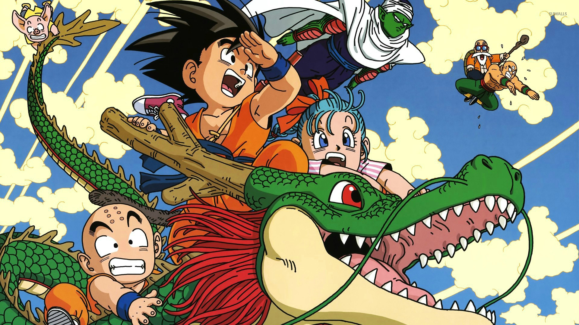 Dragon Ball Z 7 wallpaper Anime wallpapers 15389