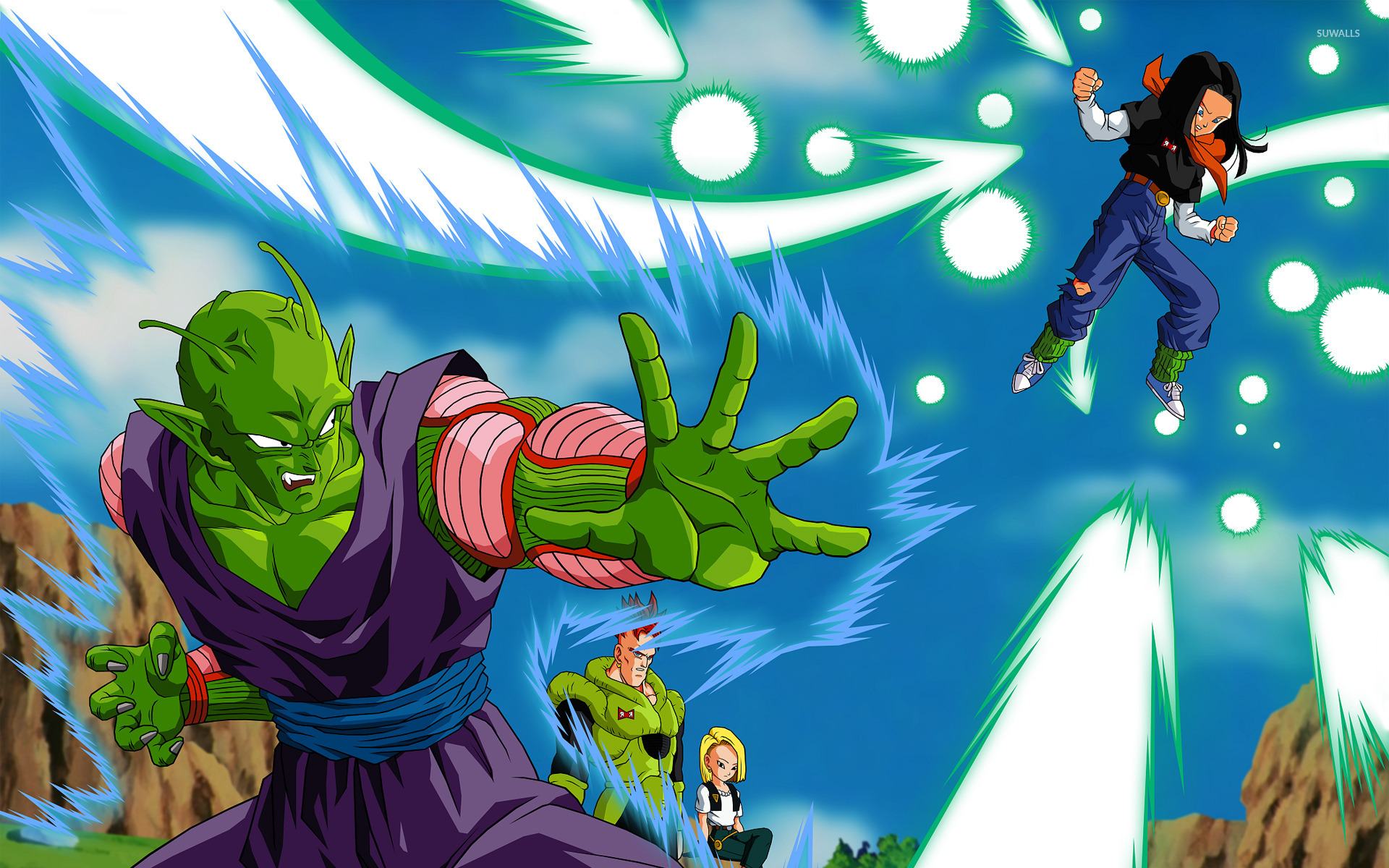 Dragon Ball Z 9 Wallpaper Anime Wallpapers 15405
