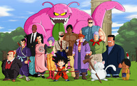 Dragon Ball Z [8] wallpaper 1920x1200 jpg